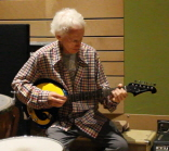 Robby Krieger with Custom Rams HG